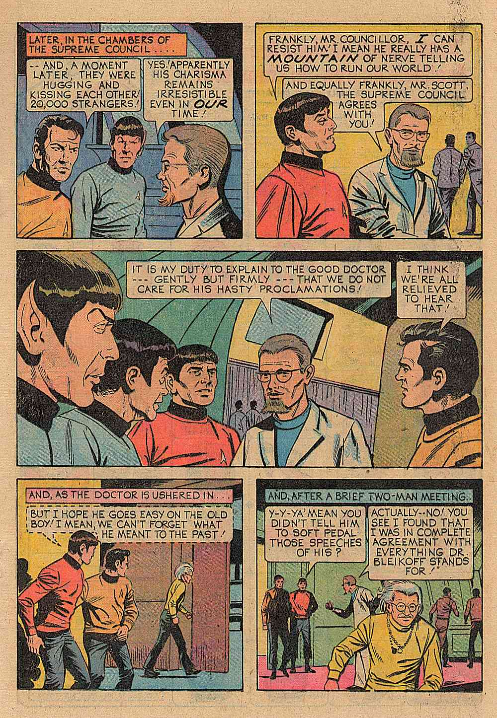 Star Trek (1967) Issue #39 #39 - English 13