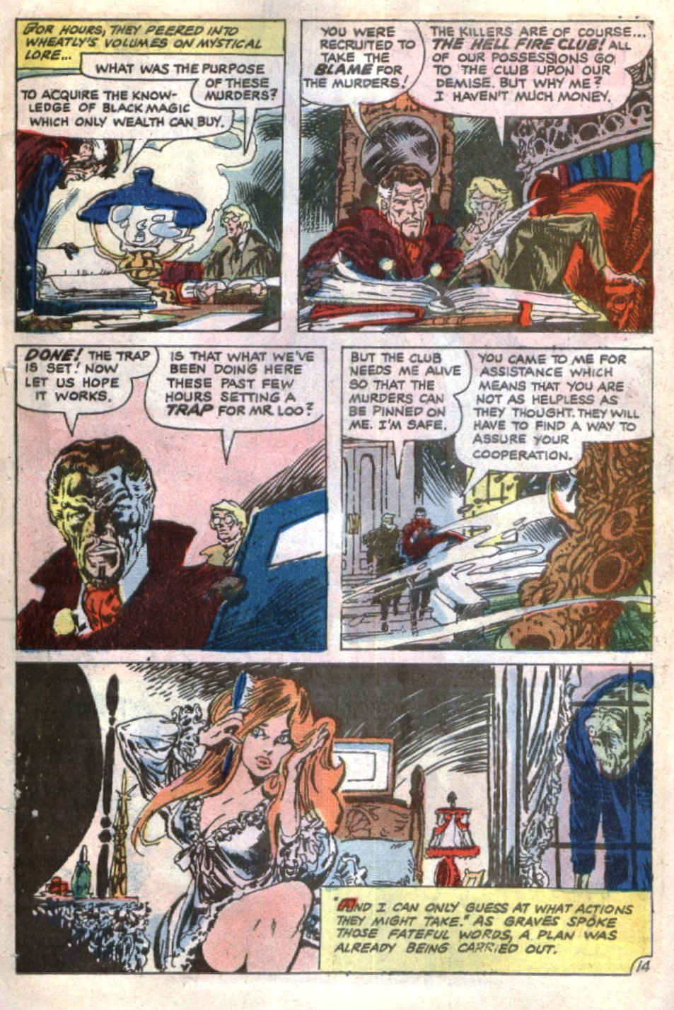 Read online Scary Tales comic -  Issue #29 - 19