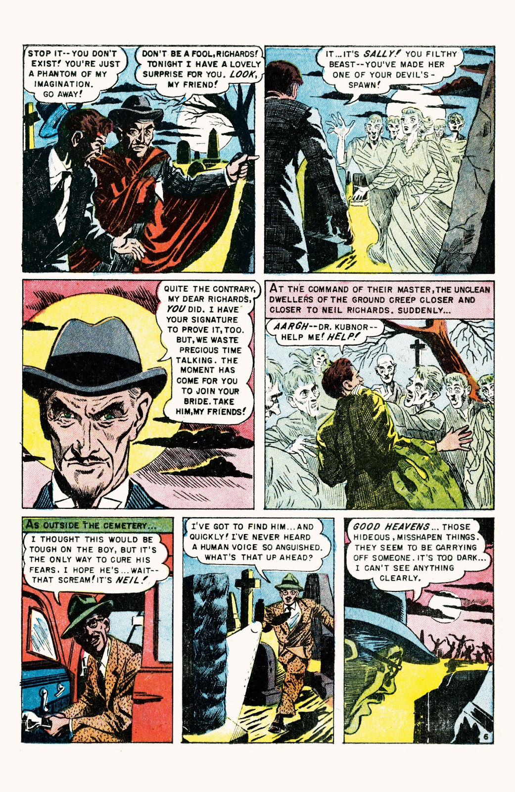 Haunted Horror Issue #6 #6 - English 40