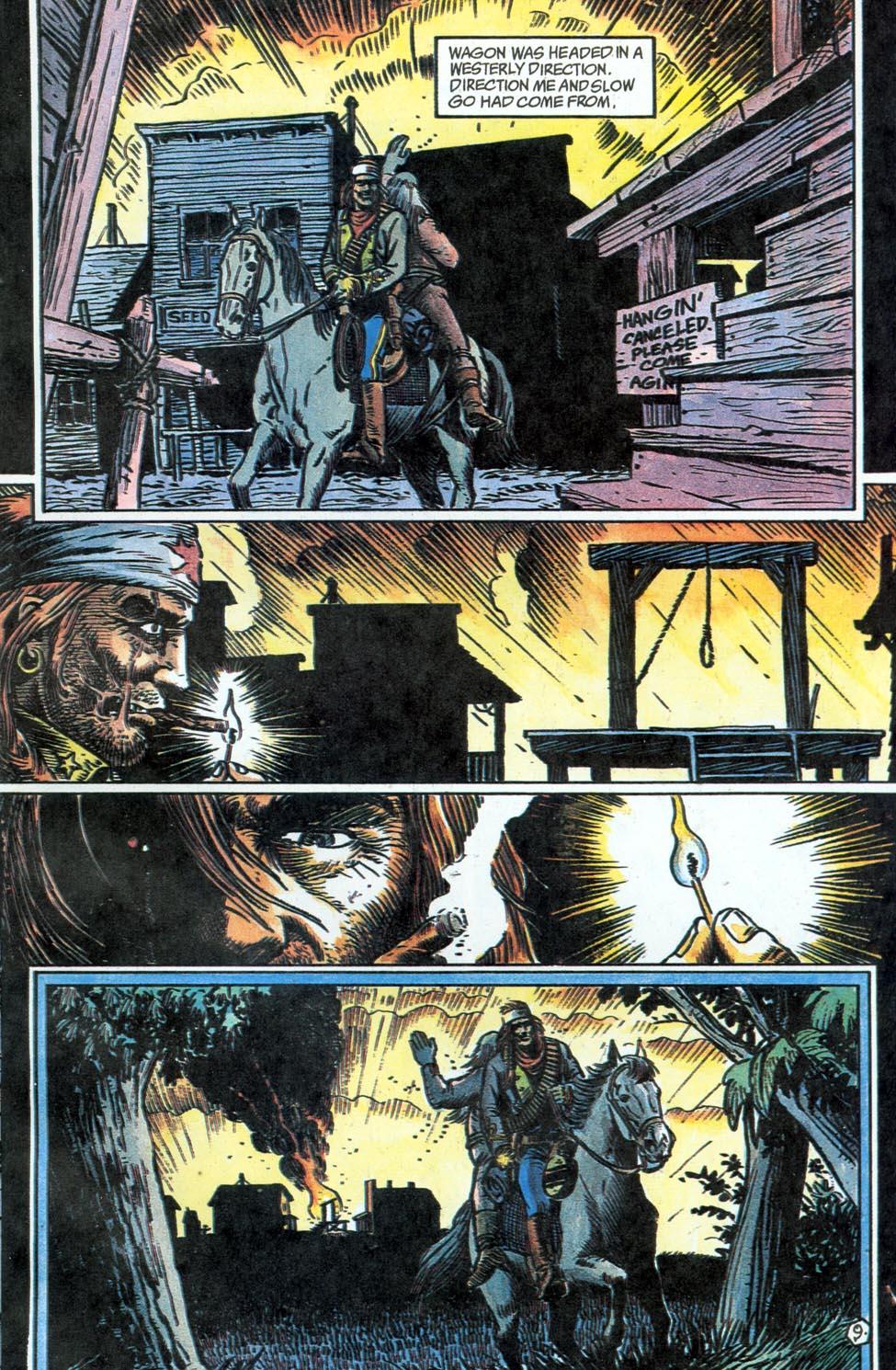 Jonah Hex: Two-Gun Mojo Issue #3 #3 - English 11