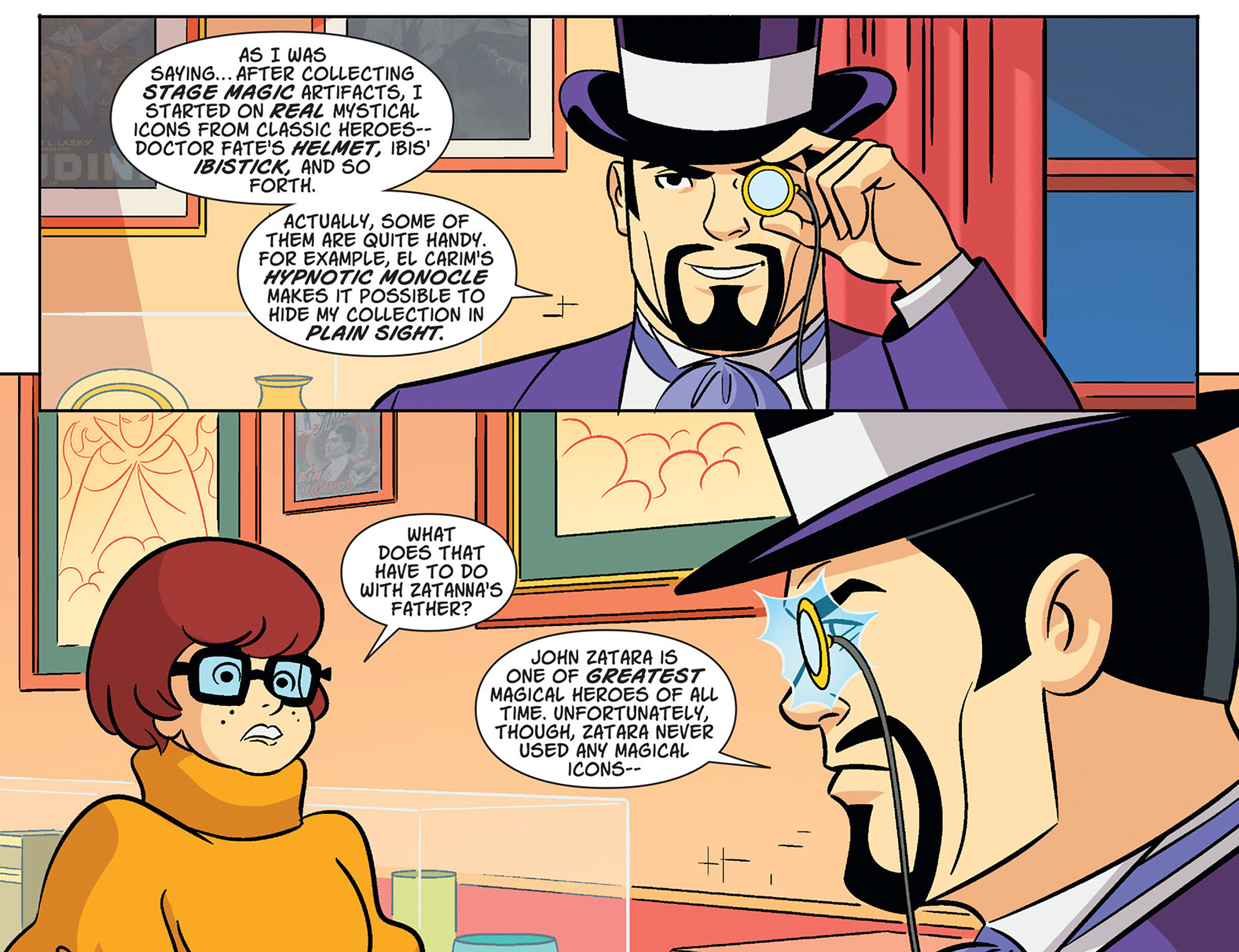 Read online Scooby-Doo! Team-Up comic -  Issue #38 - 17
