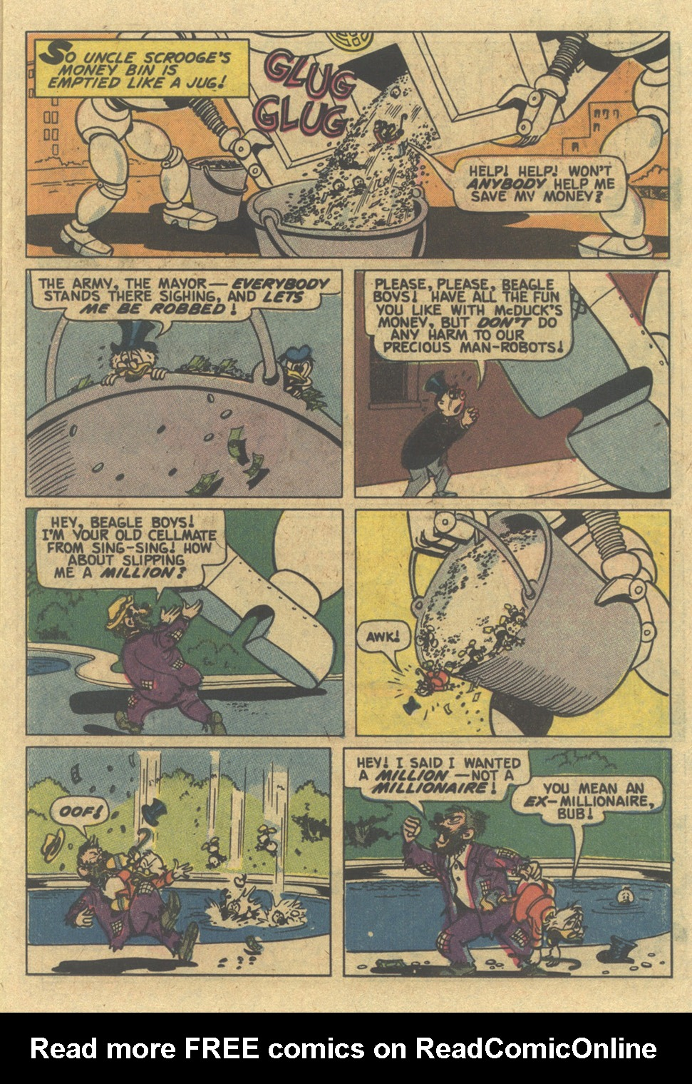 Uncle Scrooge (1953) Issue #185 #185 - English 15