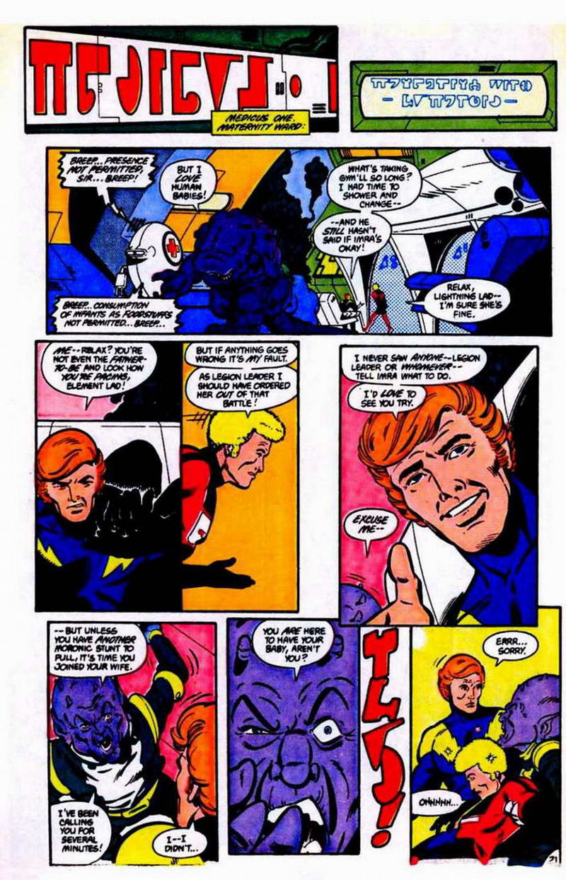 Tales of the Legion Issue #327 #14 - English 22