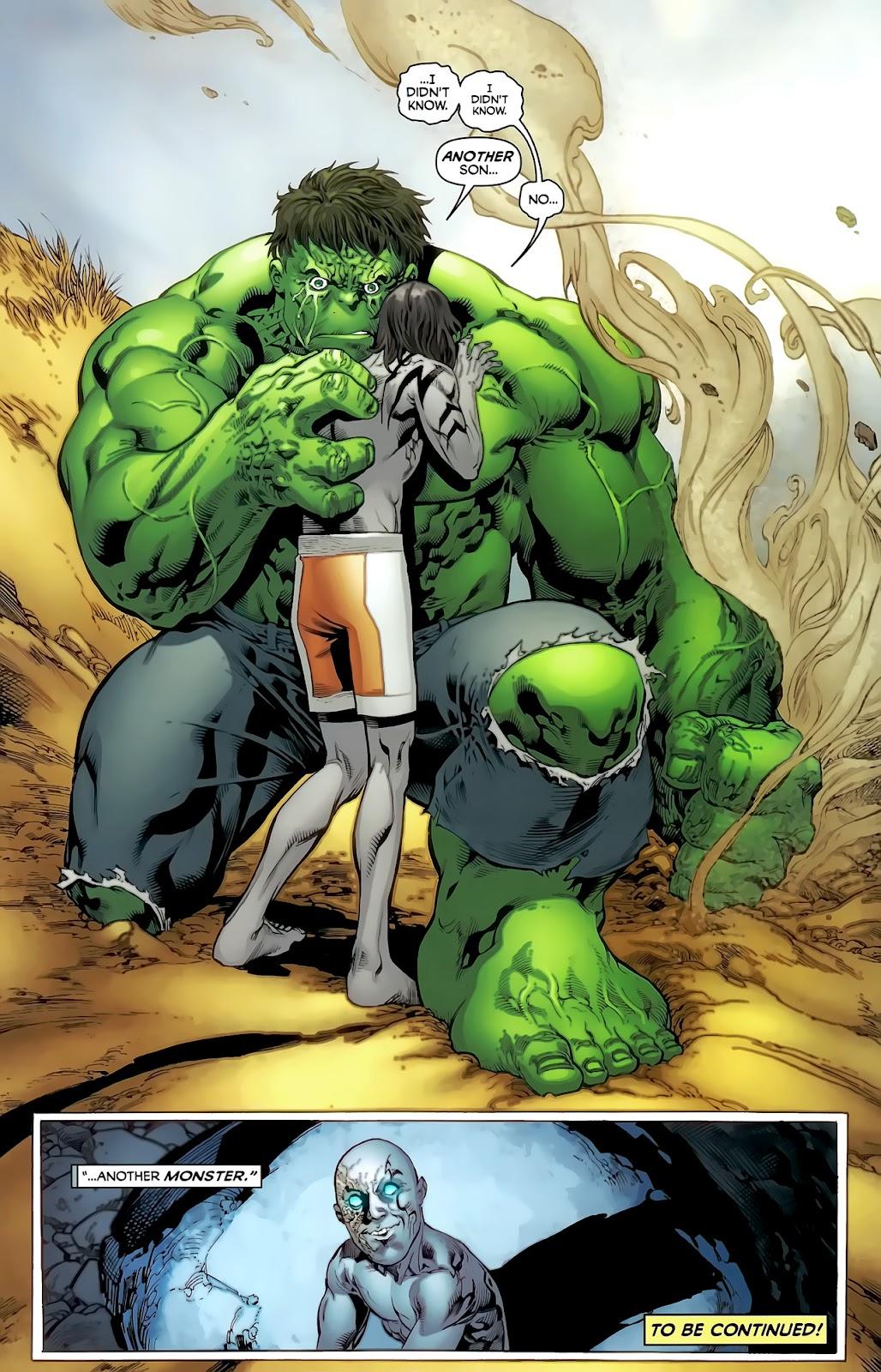 Incredible Hulks (2010) Issue #613 #3 - English 33