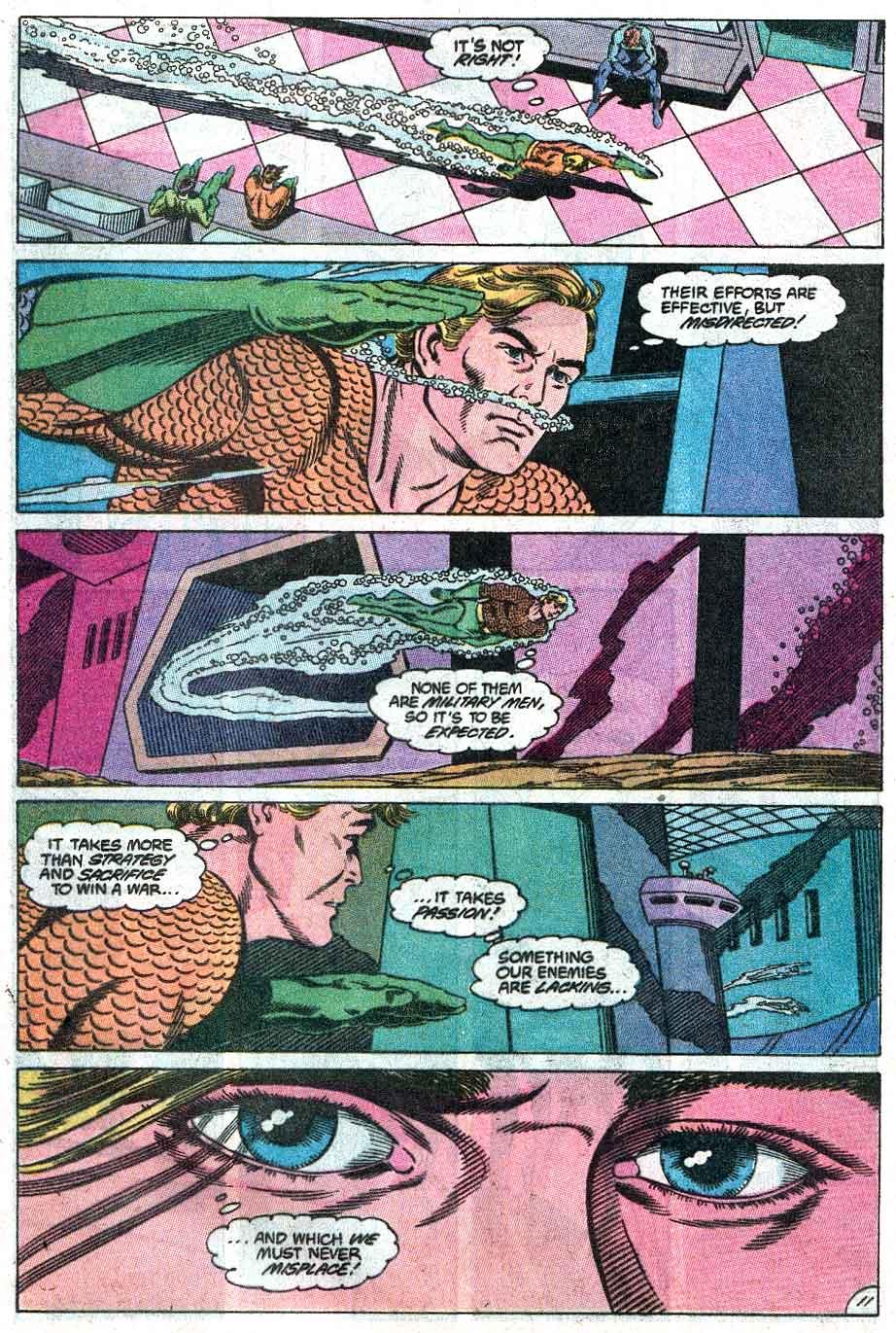 Aquaman (1989) Issue #2 #2 - English 12