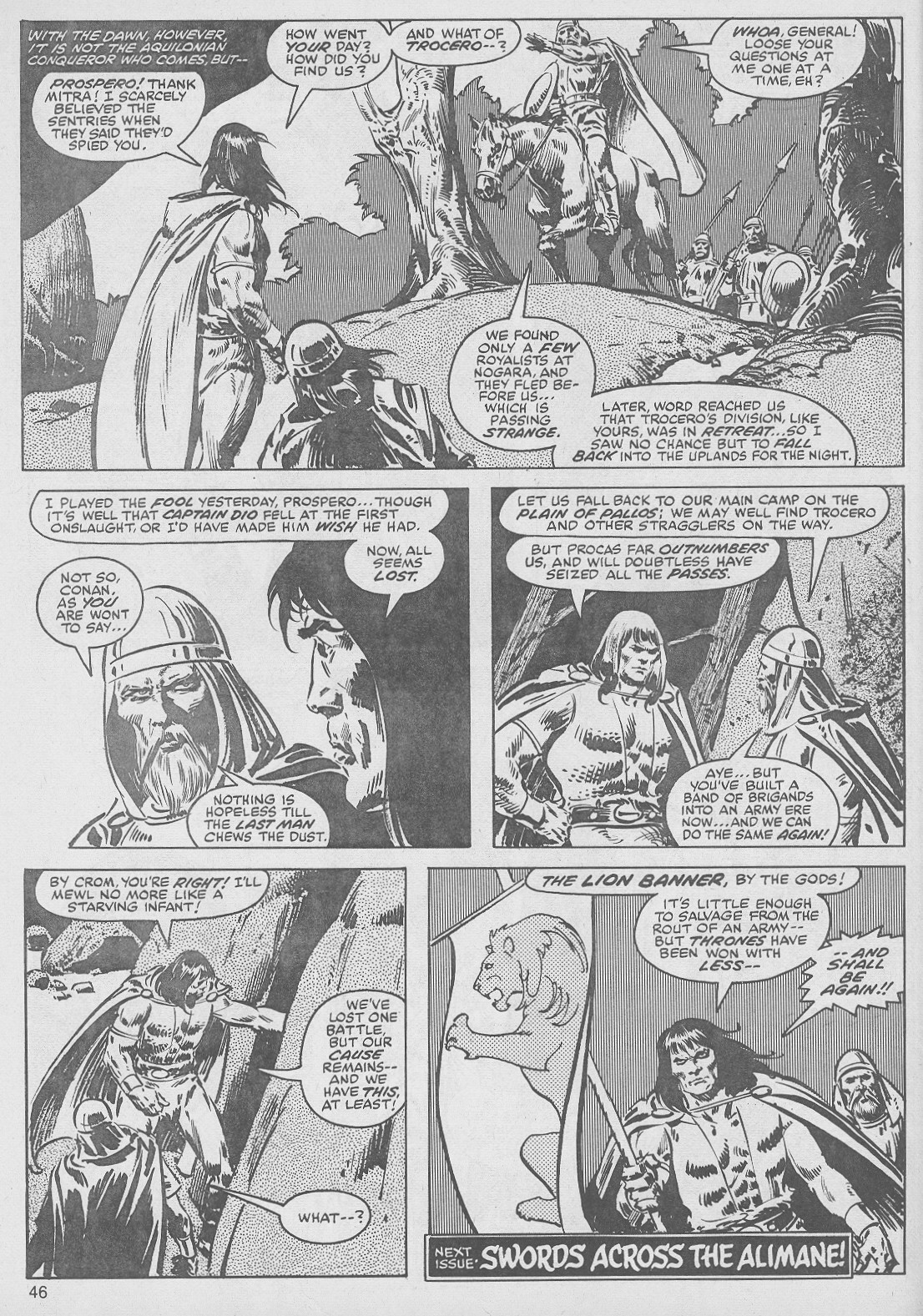 The Savage Sword Of Conan Issue #49 #50 - English 46