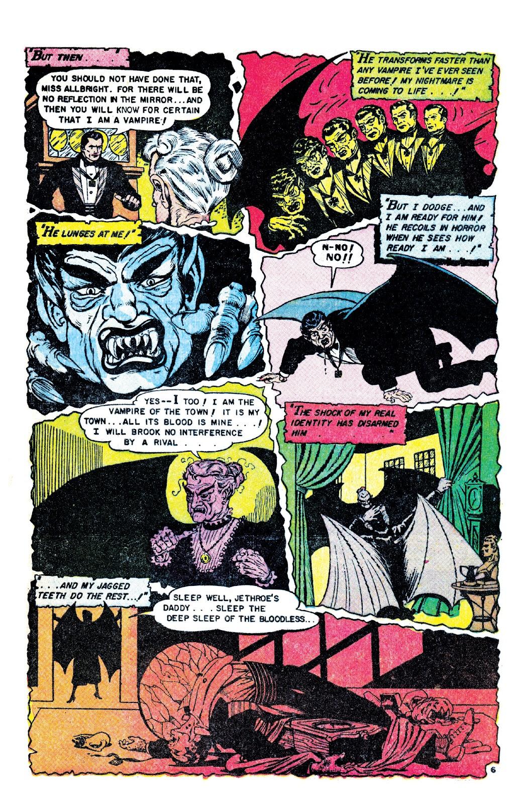 Haunted Horror Issue #19 #19 - English 12