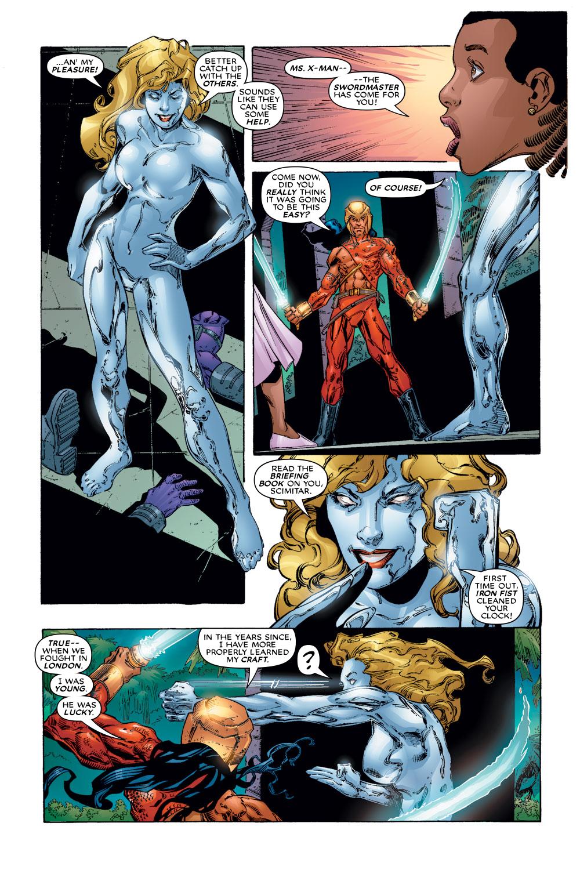 Excalibur (2004) Issue #13 #13 - English 8