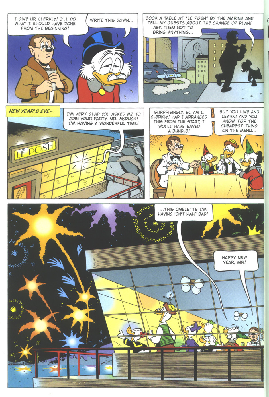 Uncle Scrooge (1953) Issue #337 #337 - English 16