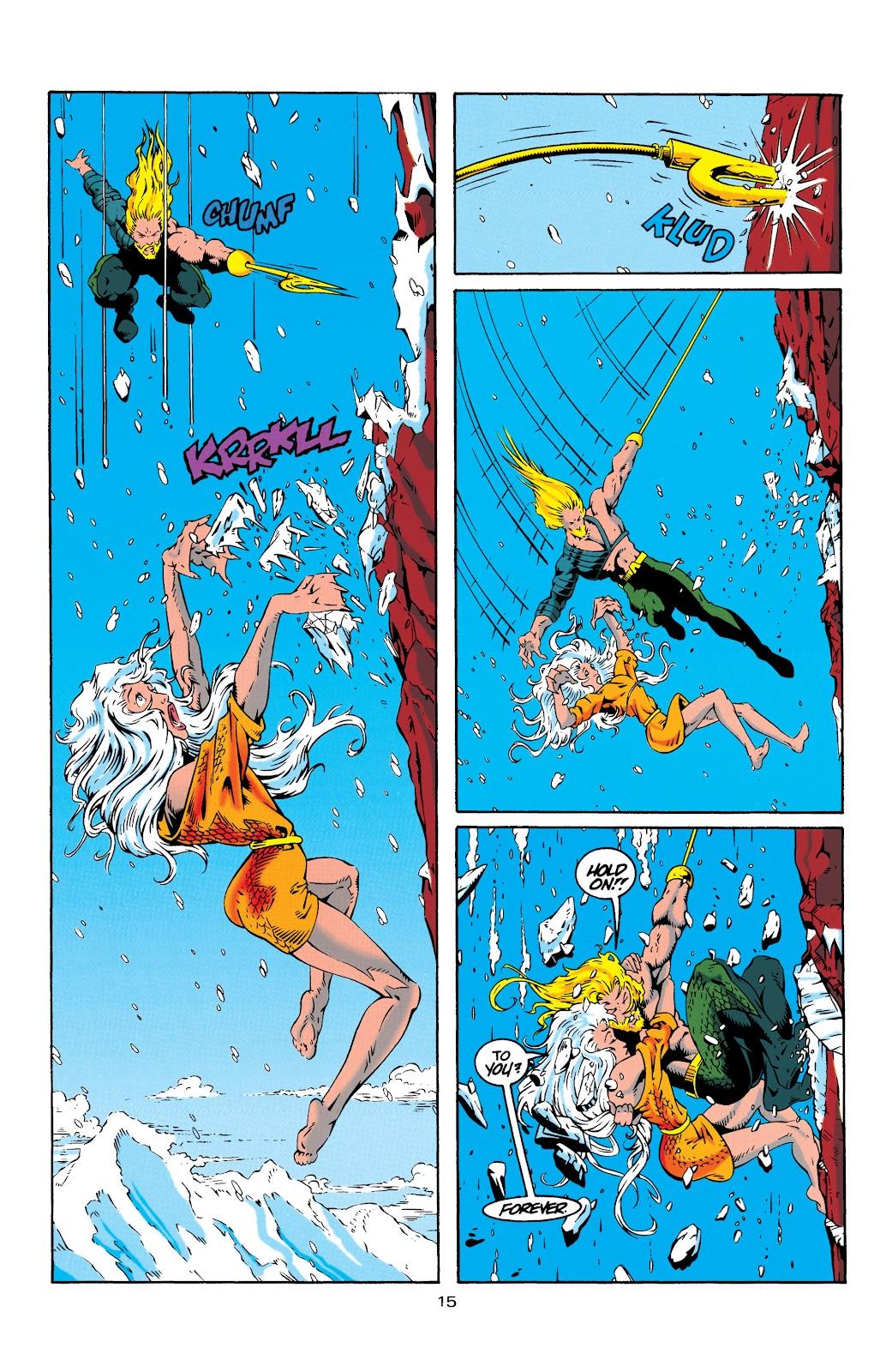 Aquaman (1994) Issue #19 #25 - English 15