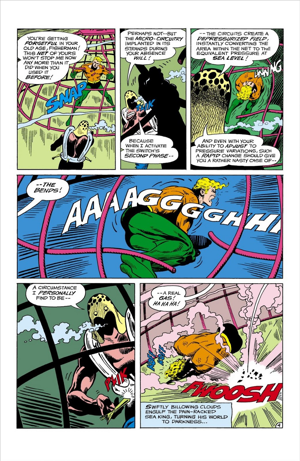Aquaman (1962) Issue #58 #58 - English 5