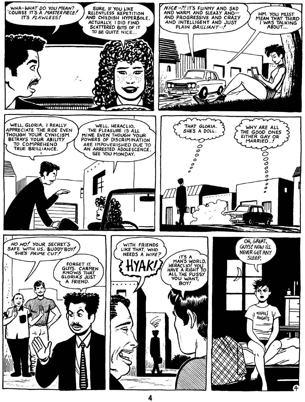 Love and Rockets (1982) Issue #16 #15 - English 6