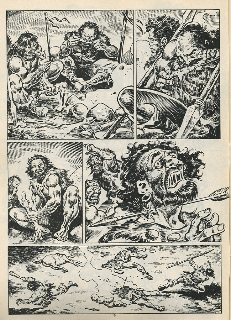 The Savage Sword Of Conan Issue #178 #179 - English 12