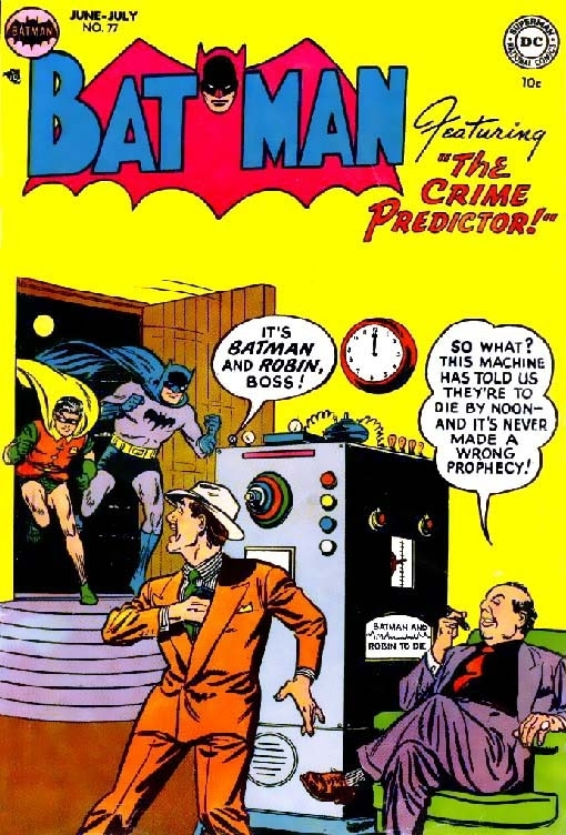 Batman (1940) 77 Page 1