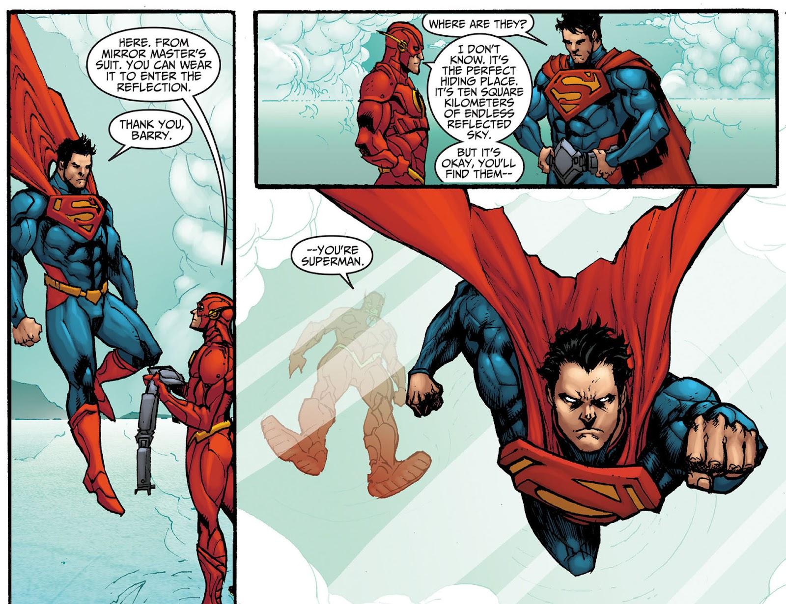 Injustice: Gods Among Us [I] Issue #8 #9 - English 16