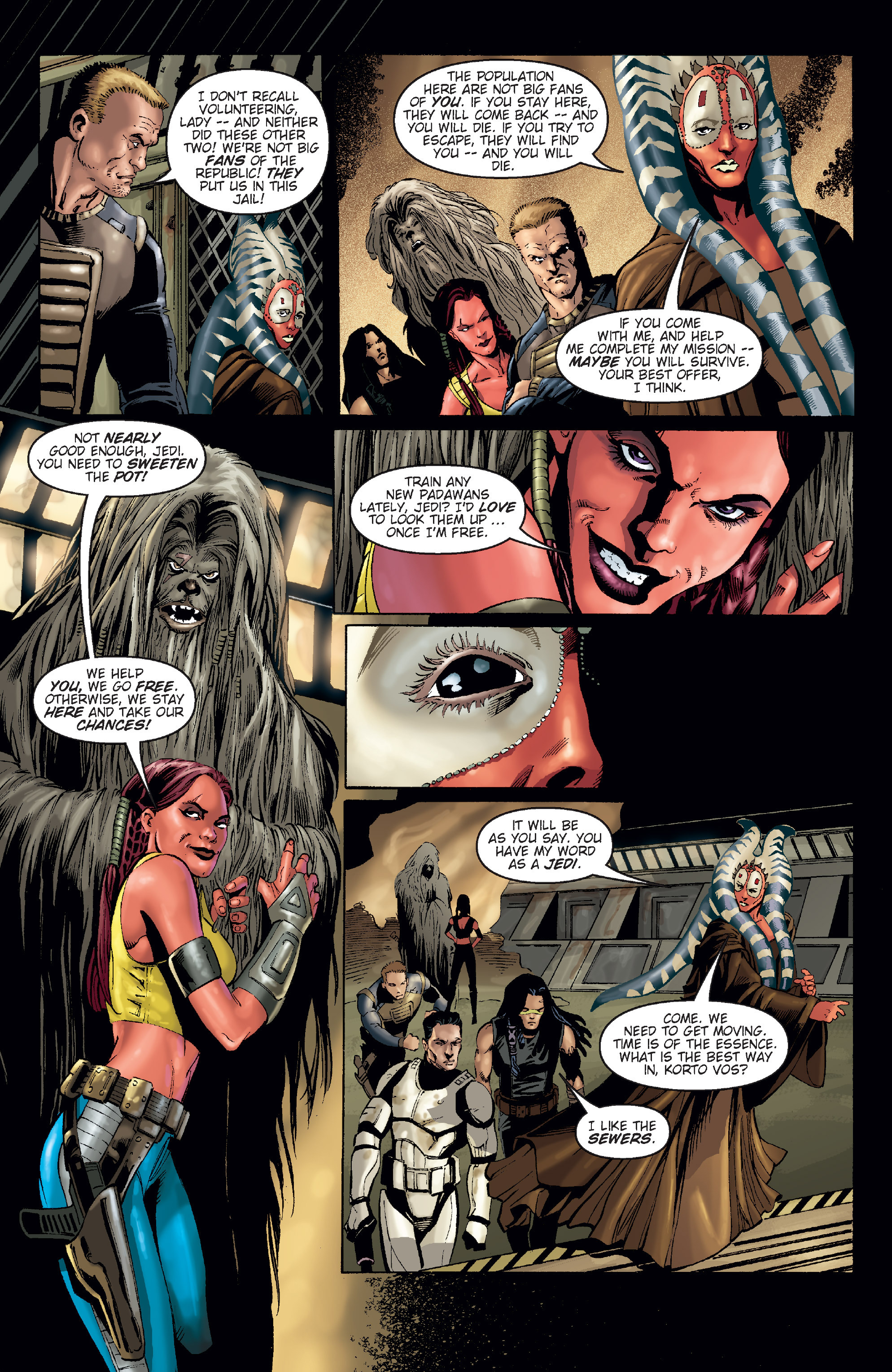Star Wars Legends Epic Collection: The Clone Wars chap 2 pic 2