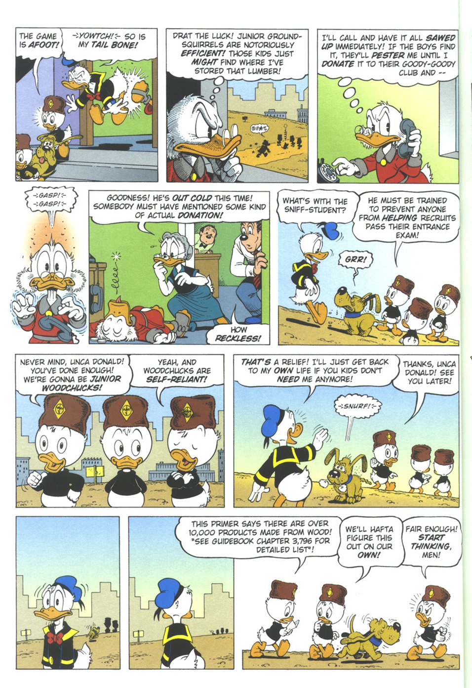 Uncle Scrooge (1953) Issue #309 #309 - English 14