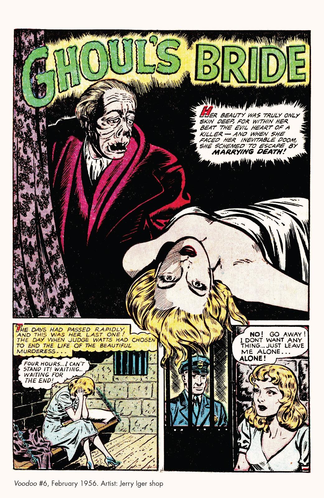 Haunted Horror Issue #5 #5 - English 35