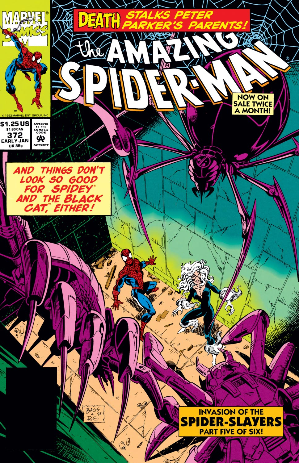 The Amazing Spider-Man (1963) 372 Page 1