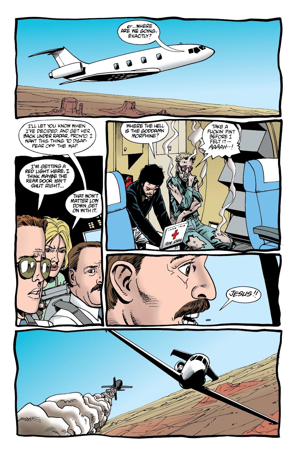Preacher Issue #37 #46 - English 15