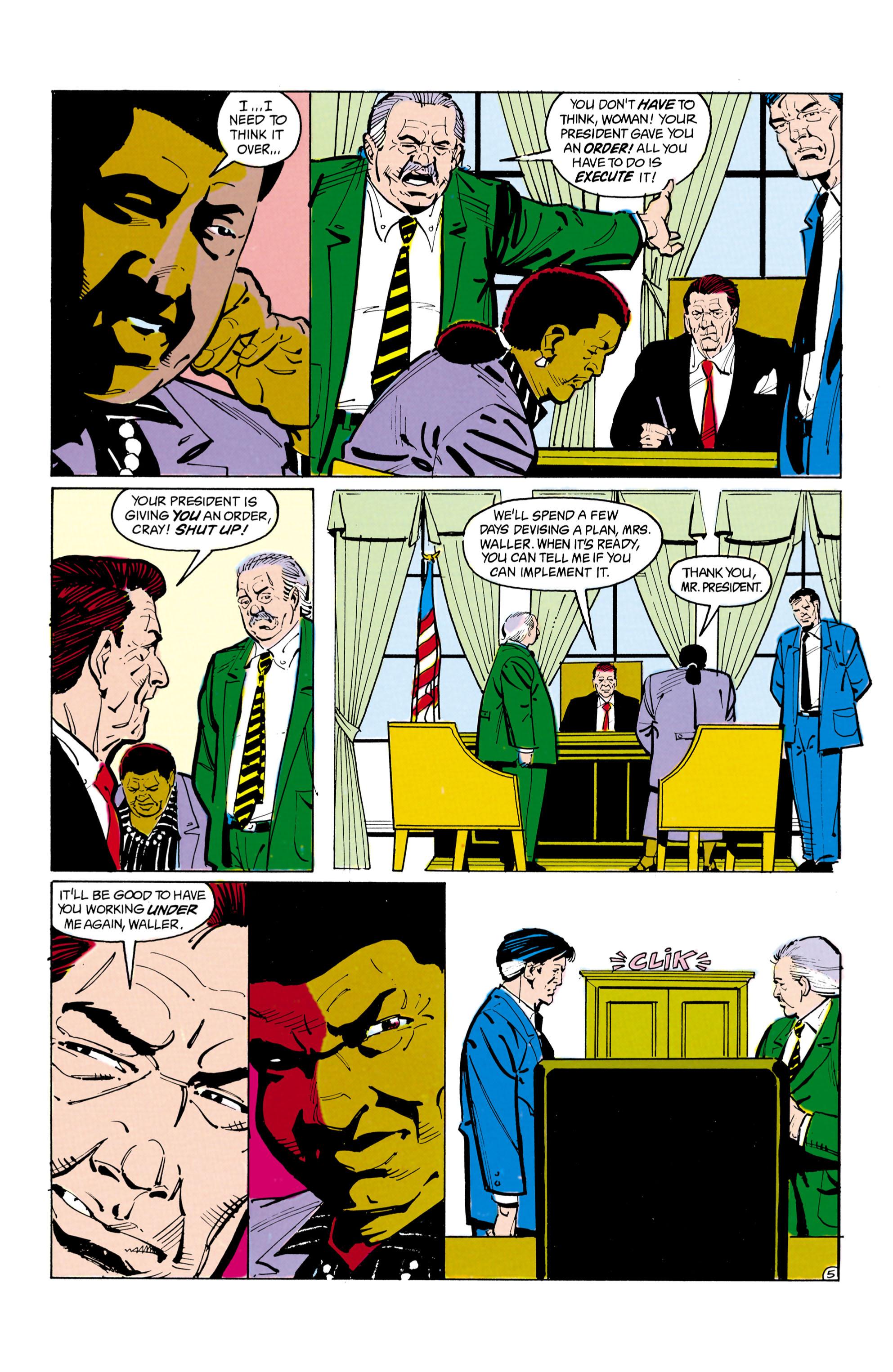 Suicide Squad (1987) 14 Page 5