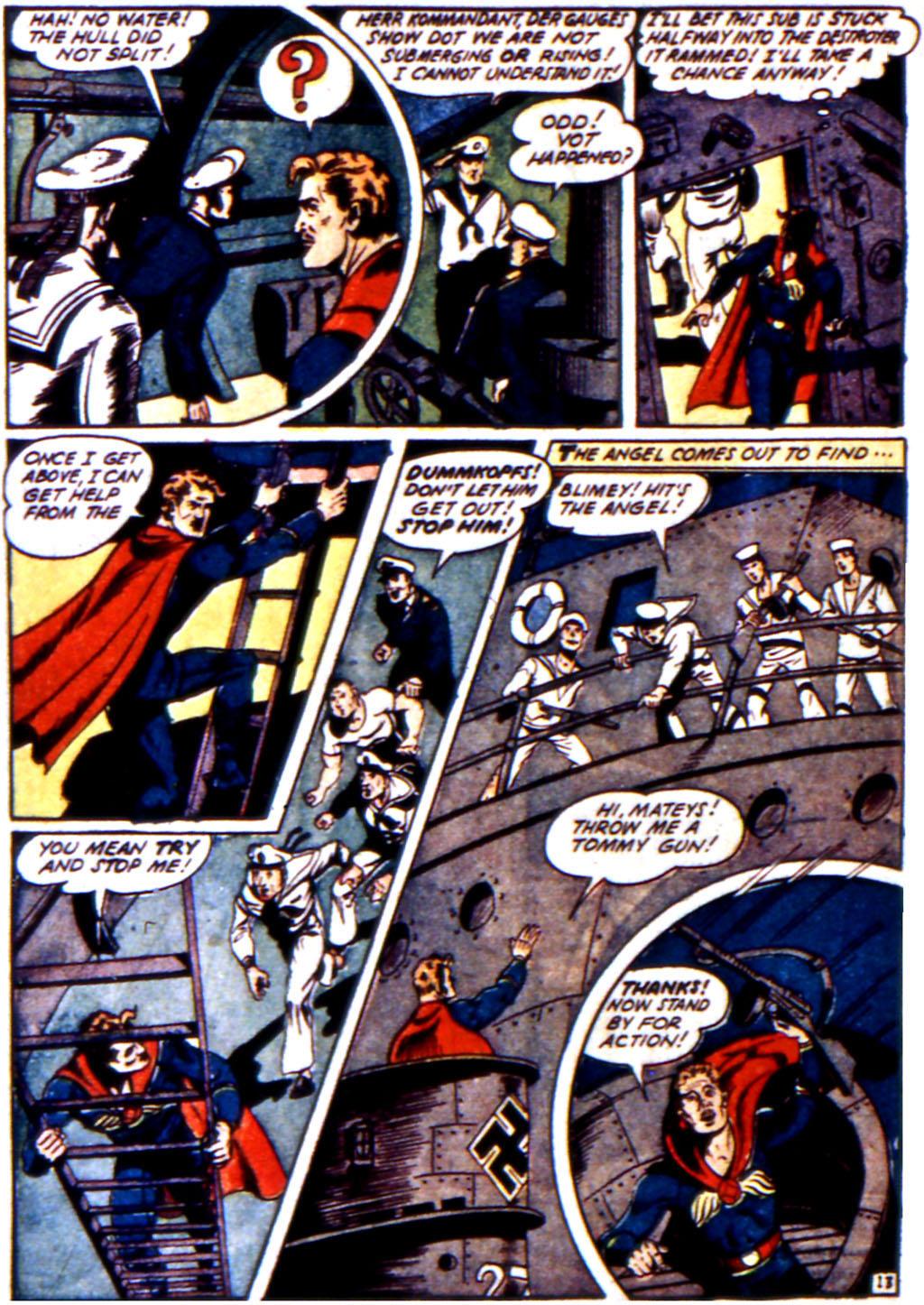 Sub-Mariner Comics Issue #11 #11 - English 54