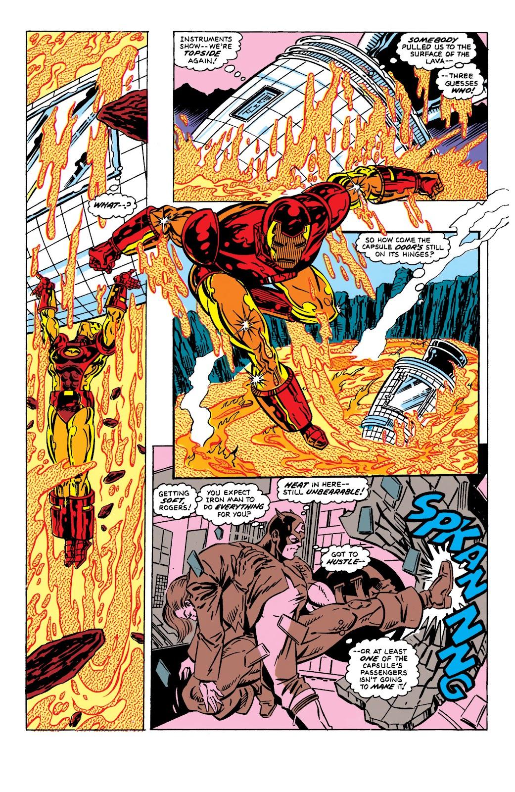 Captain America (1968) _Annual 9 #9 - English 8