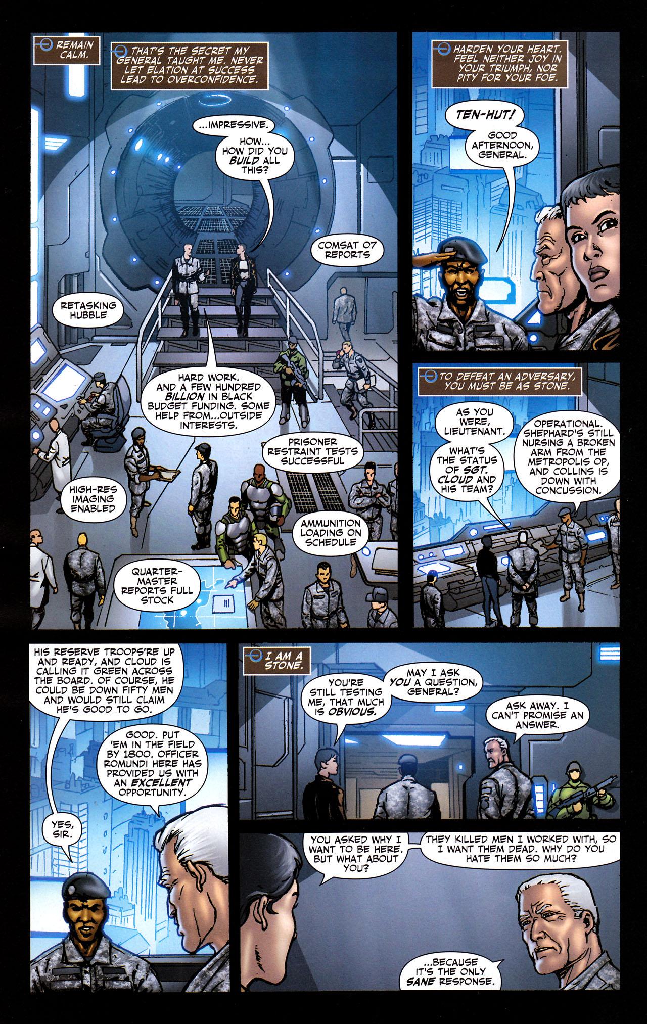 Read online Adventure Comics (2009) comic -  Issue #8 - 24