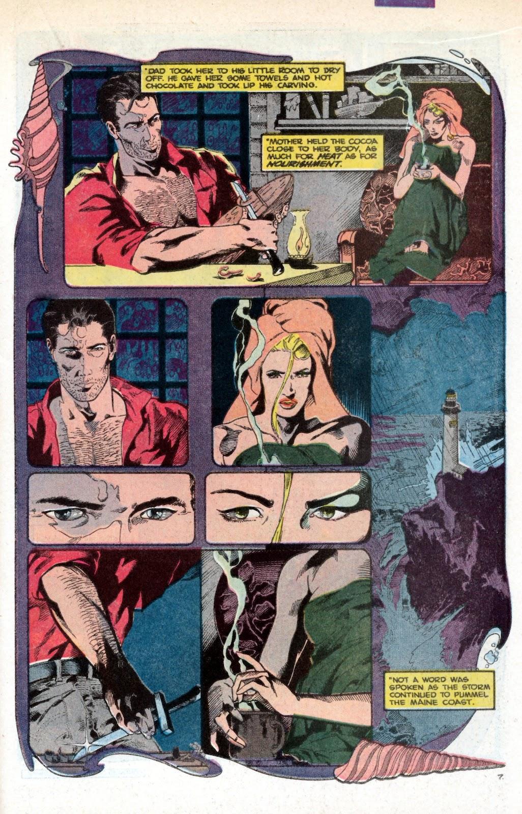 Aquaman (1986) Issue #3 #3 - English 11