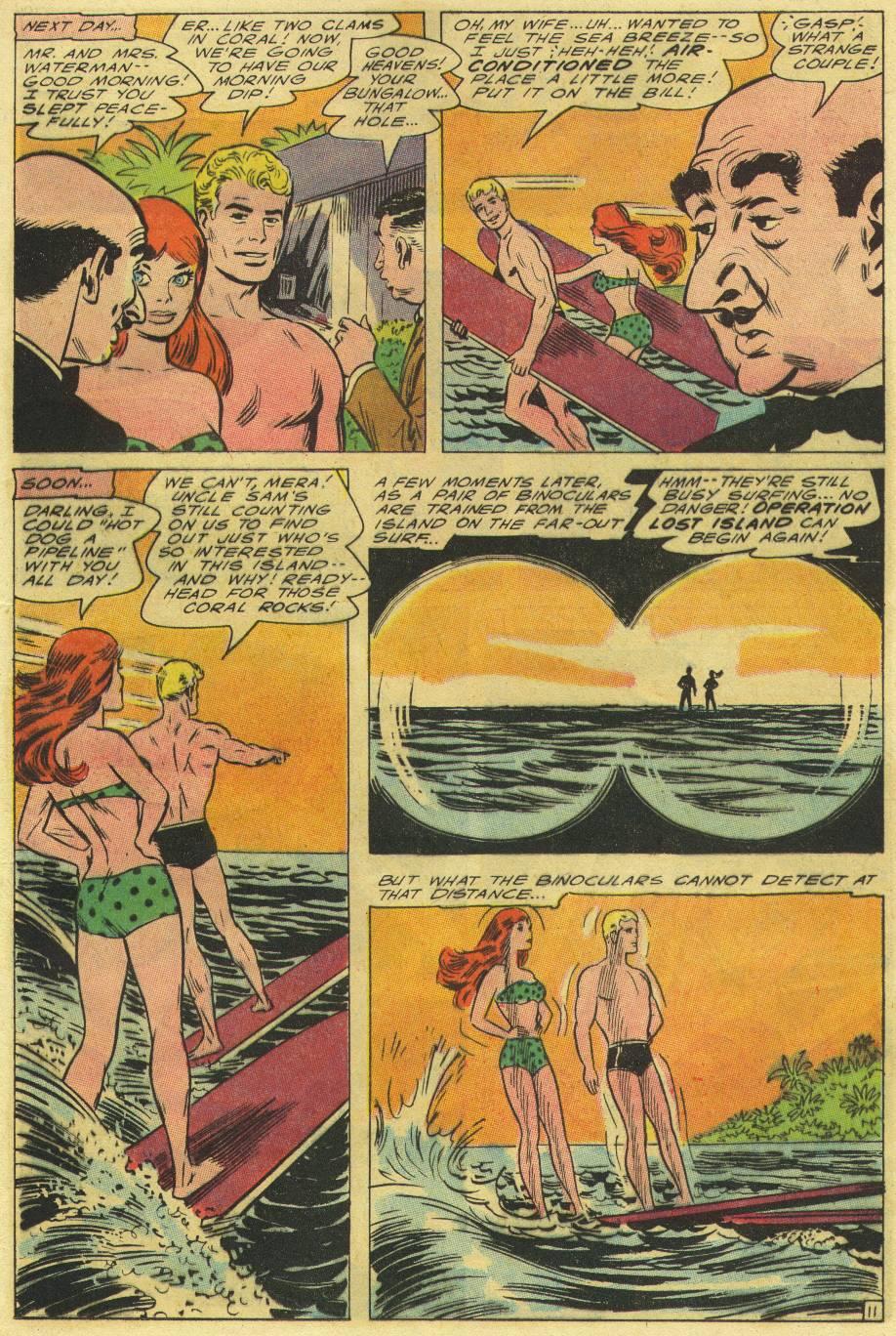Aquaman (1962) Issue #26 #26 - English 17