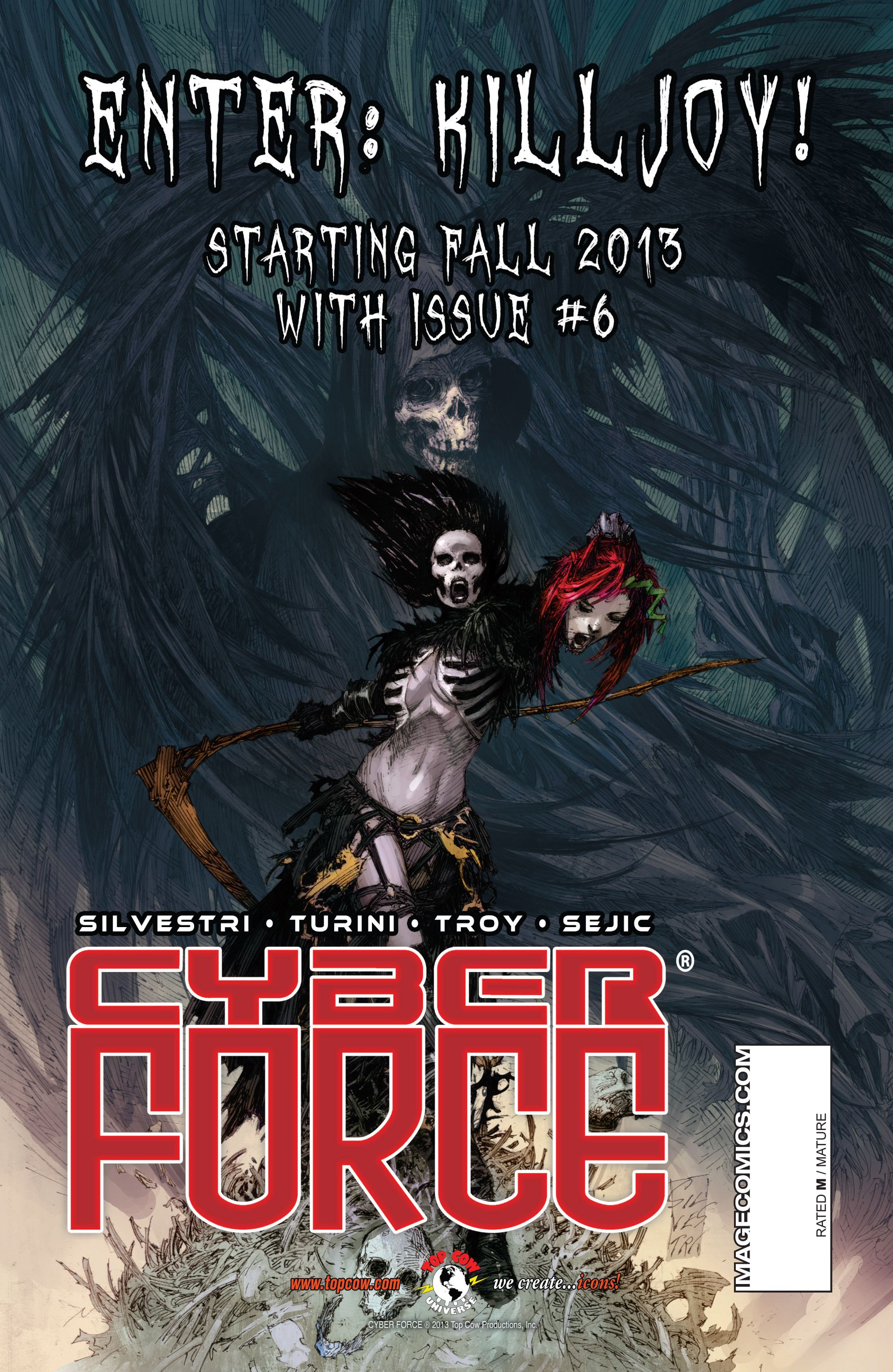 Read online The Darkness (2007) comic -  Issue #115 - 31