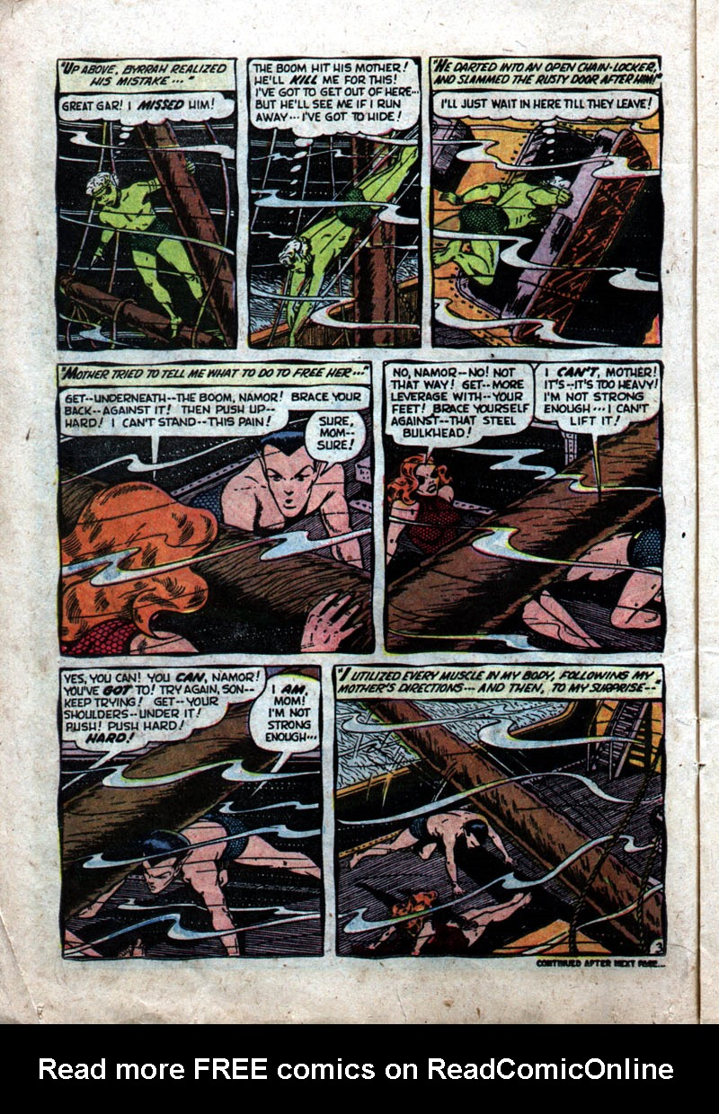 Sub-Mariner Comics #37 #37 - English 14