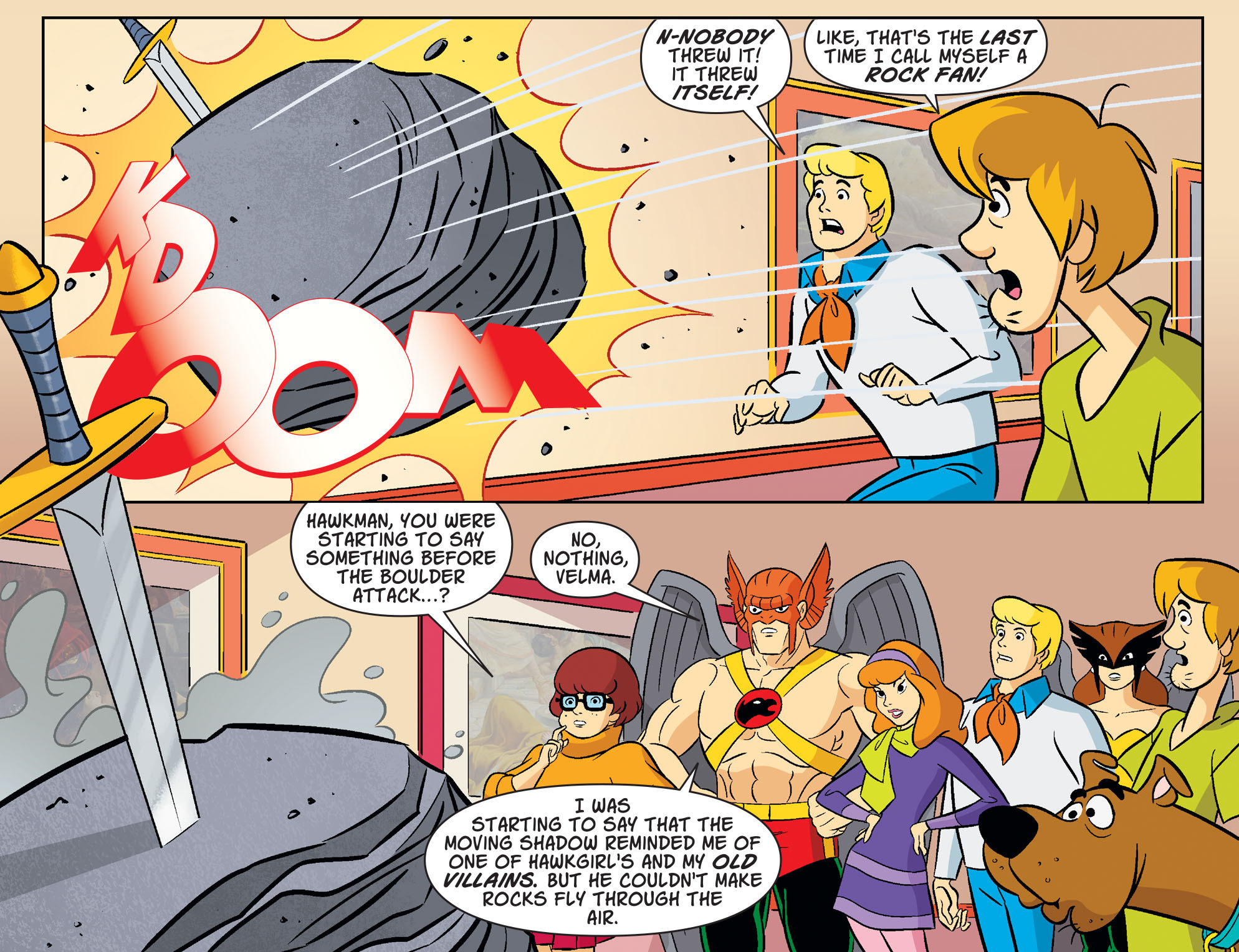 Read online Scooby-Doo! Team-Up comic -  Issue #33 - 11
