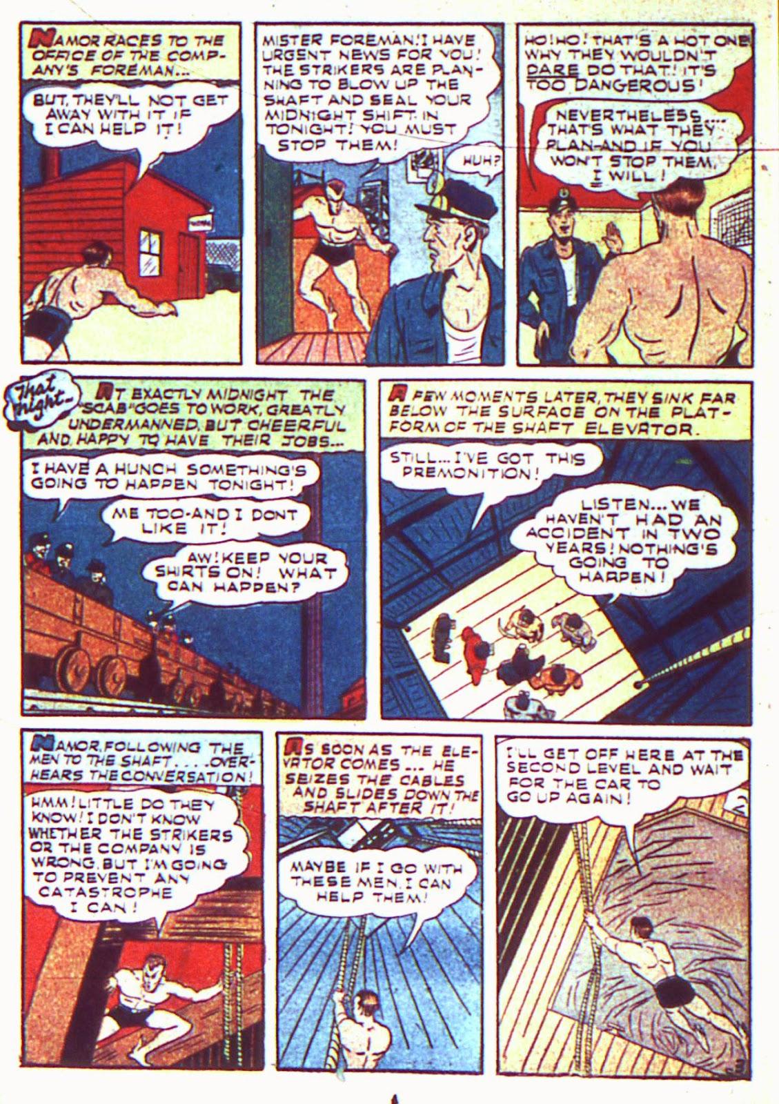 Sub-Mariner Comics Issue #2 #2 - English 26
