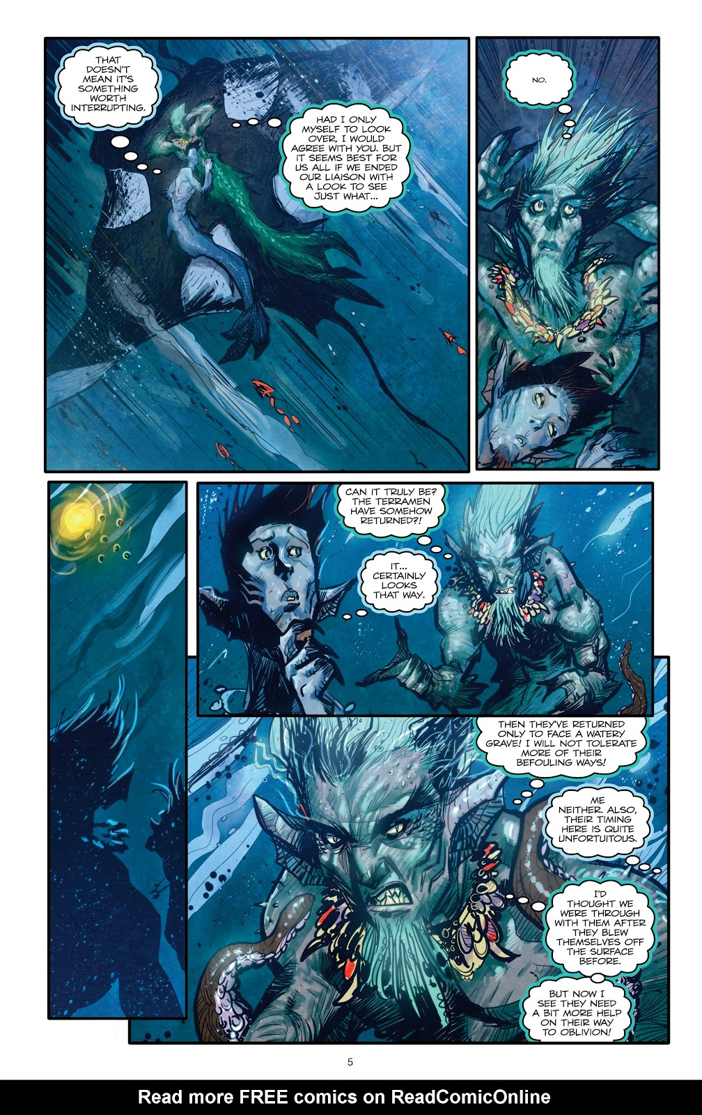 Zombies vs Robots (2015) Issue #3 Page 7