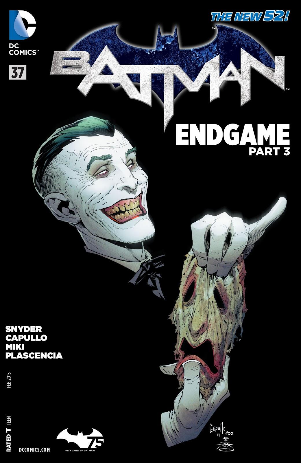 Batman (2011) Issue #37 #56 - English 1