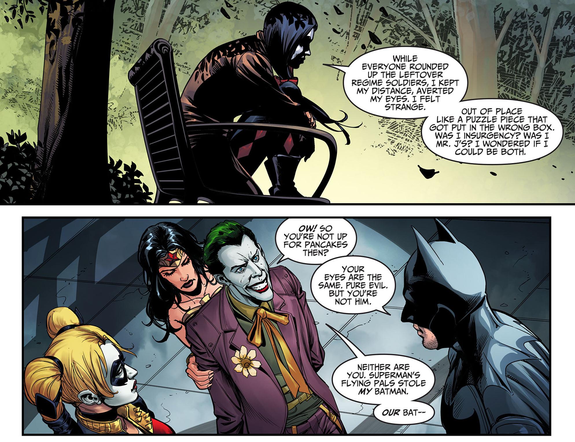 Read online Injustice: Ground Zero comic -  Issue #6 - 16
