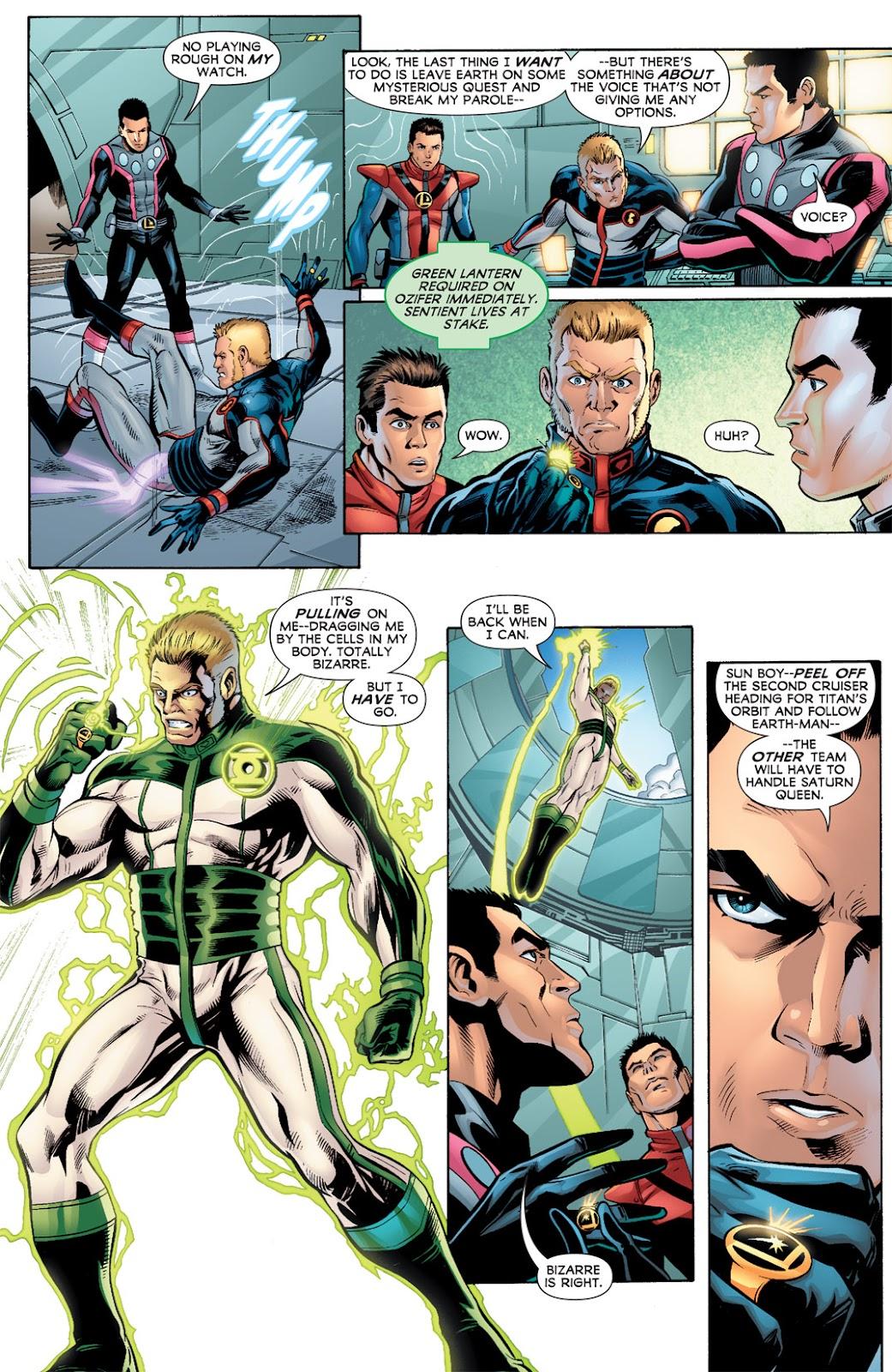 Legion of Super-Heroes (2010) Issue #3 #4 - English 6
