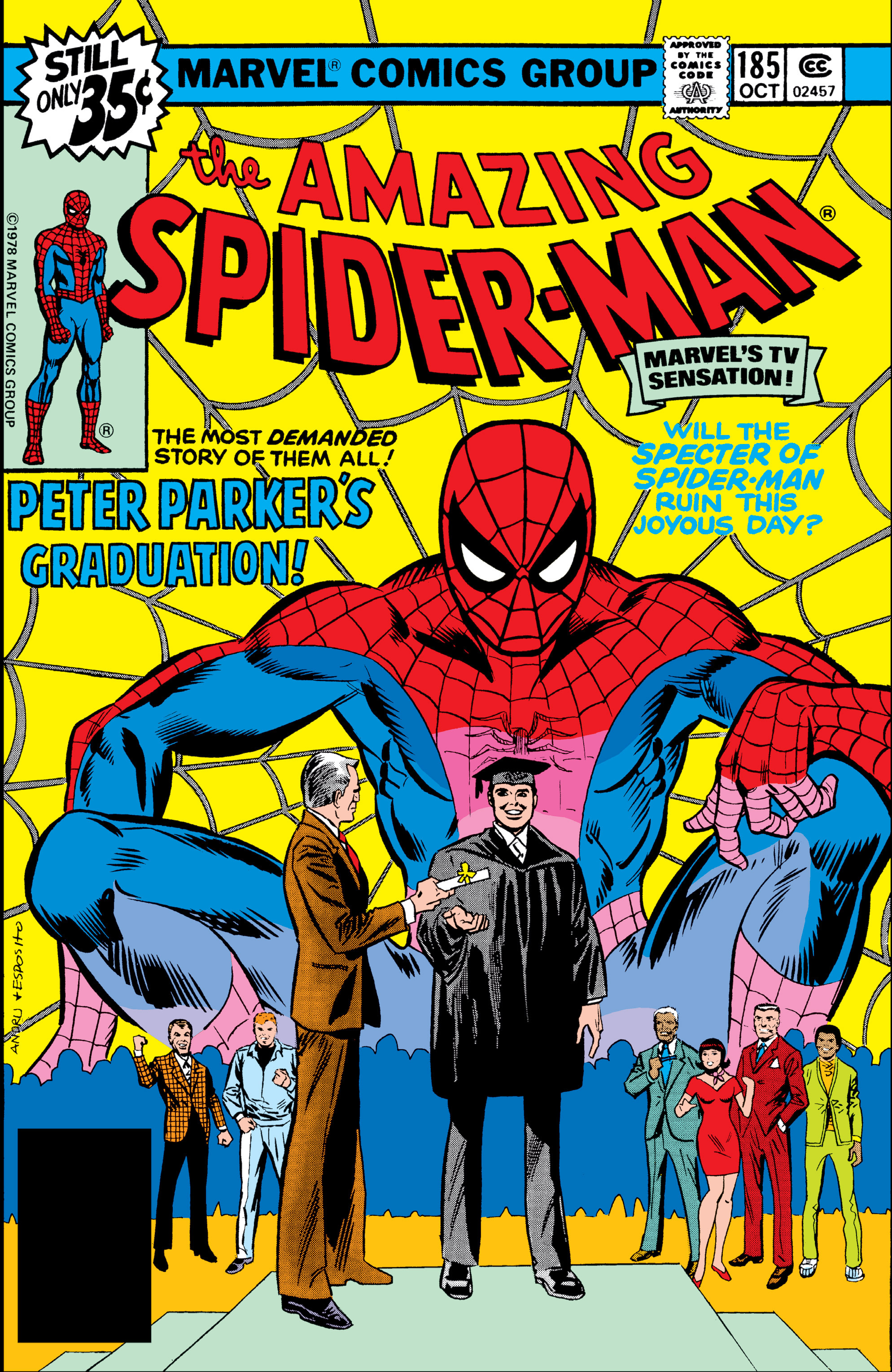 The Amazing Spider-Man (1963) 185 Page 1
