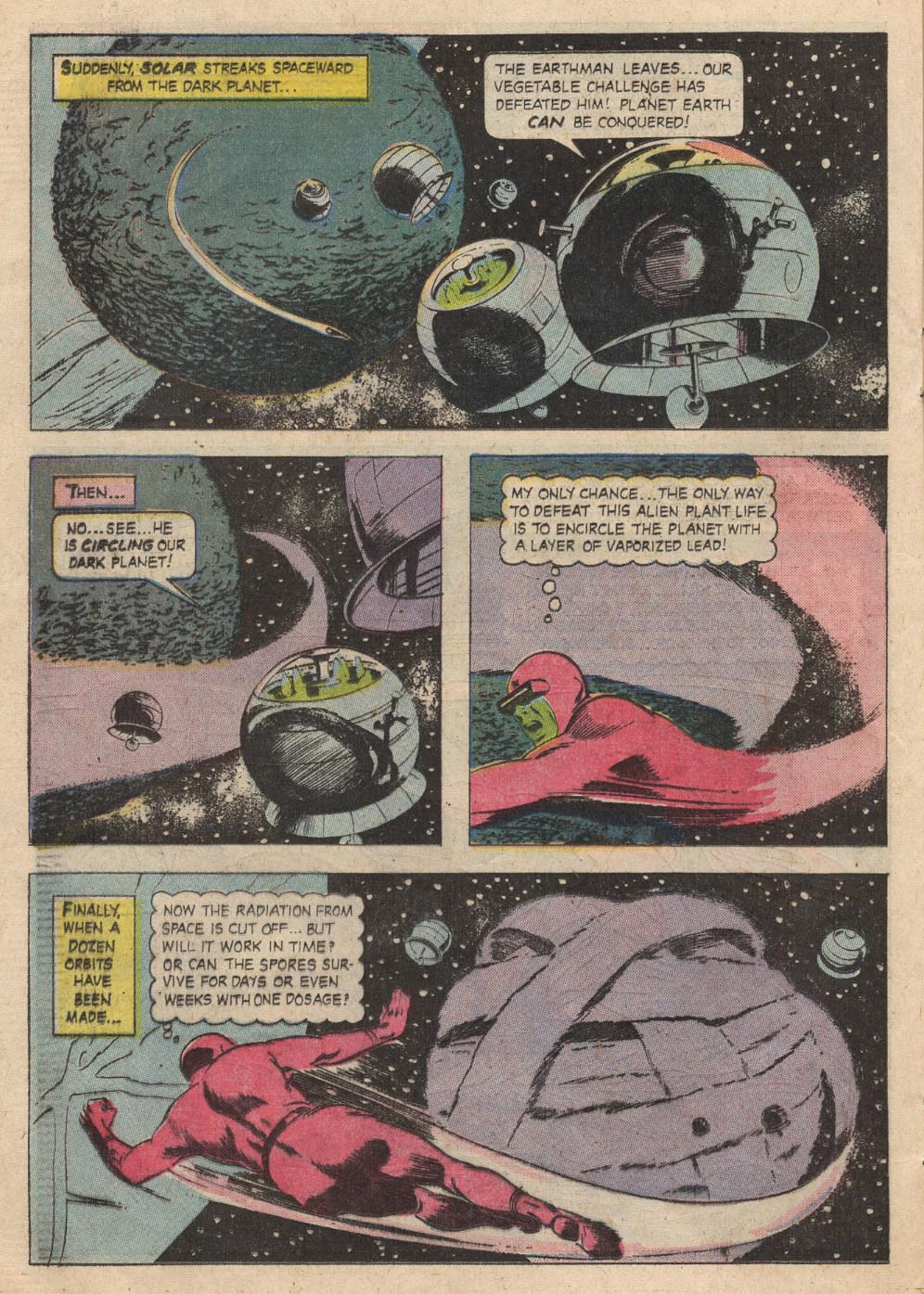 Doctor Solar, Man of the Atom (1962) 21 Page 22