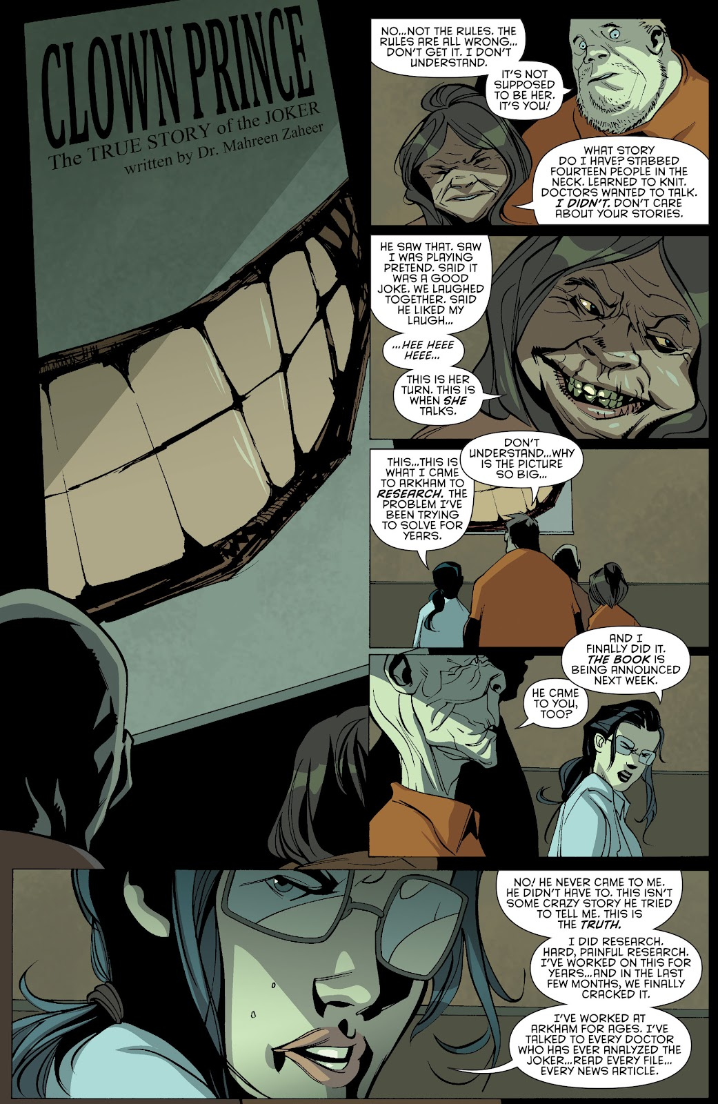 Batman (2011) Issue #39 #58 - English 24