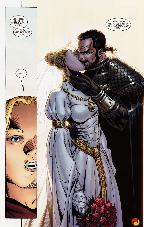 Read online Scion comic -  Issue #35 - 22
