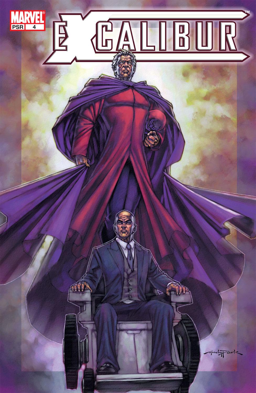 Excalibur (2004) Issue #4 #4 - English 1