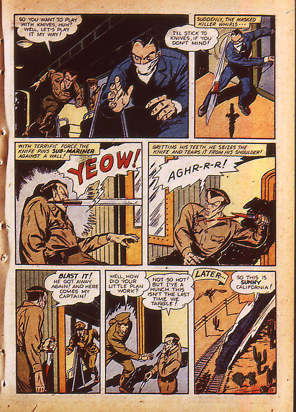 Sub-Mariner Comics Issue #8 #8 - English 14