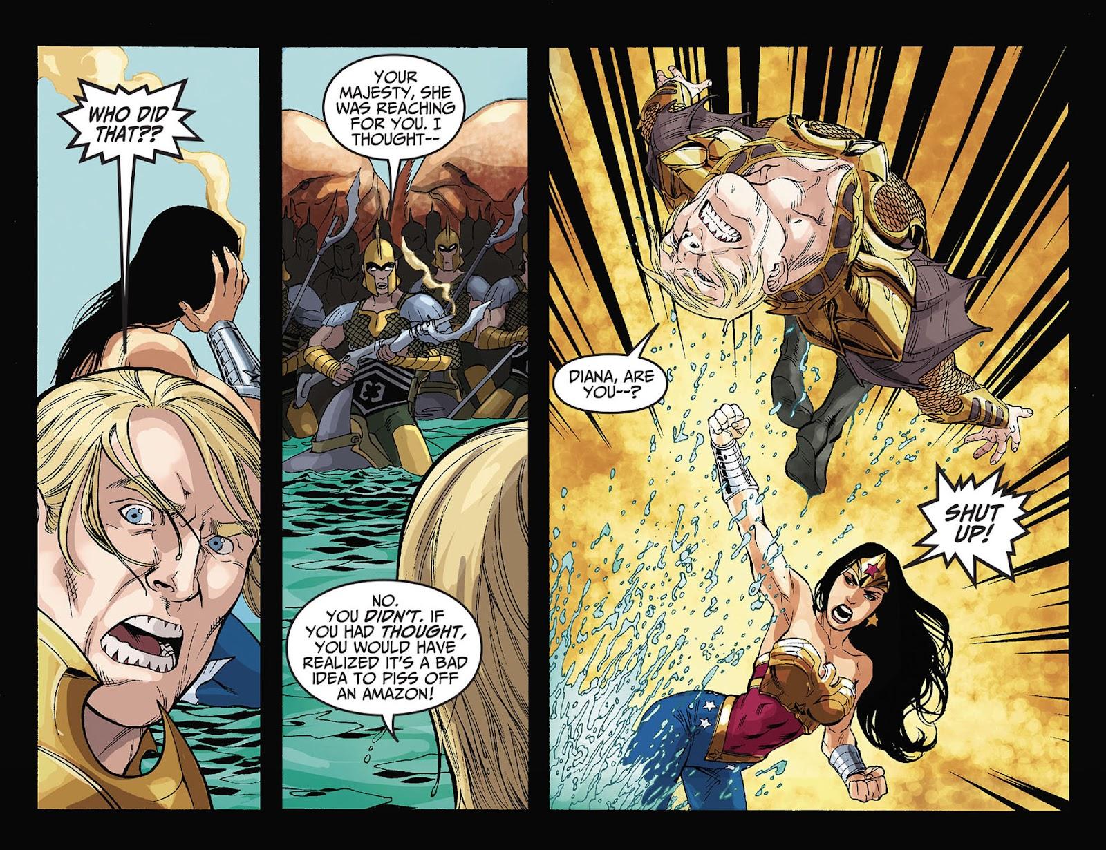 Injustice: Gods Among Us [I] Issue #10 #11 - English 21