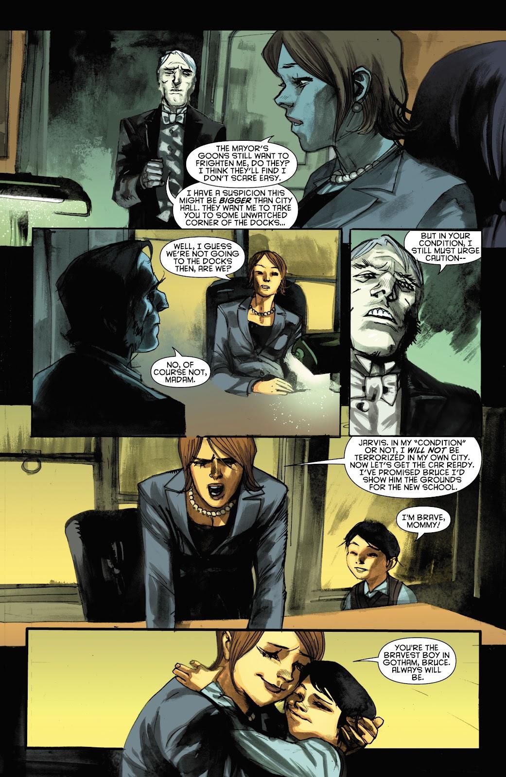 Batman (2011) Issue #10 #25 - English 28