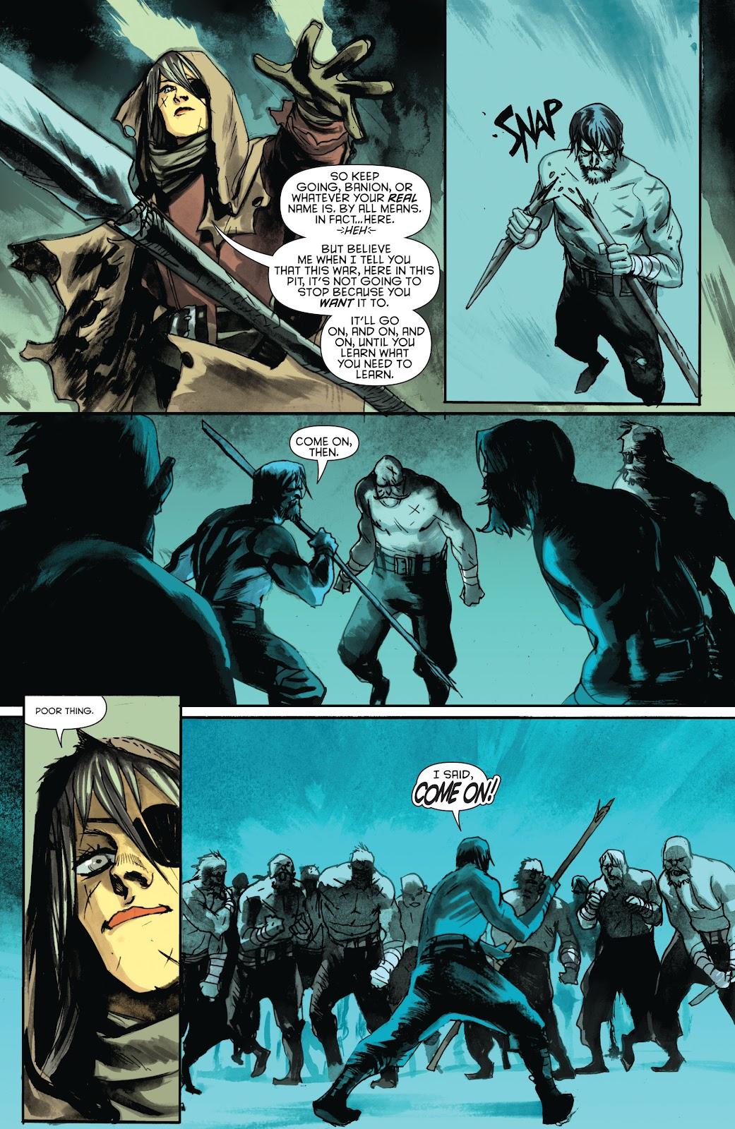 Batman (2011) Issue #23 #38 - English 26