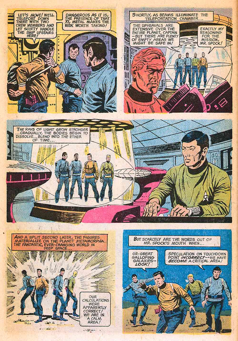 Star Trek (1967) Issue #35 #35 - English 5