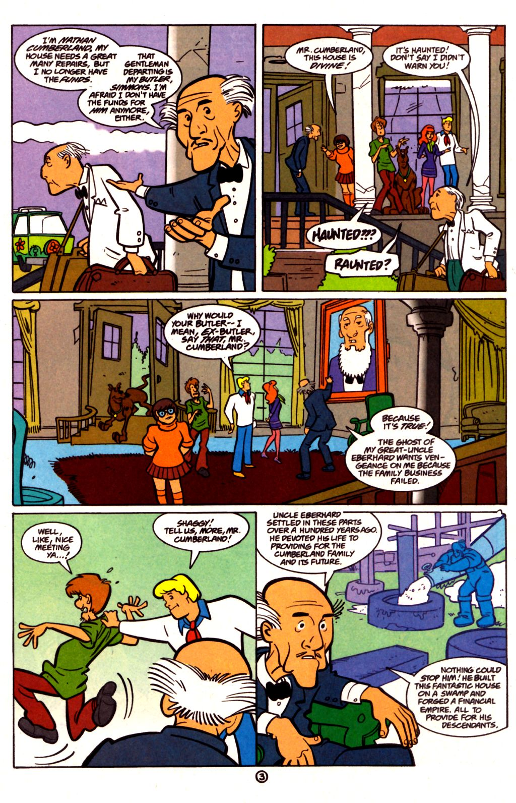 Read online Scooby-Doo (1997) comic -  Issue #21 - 4