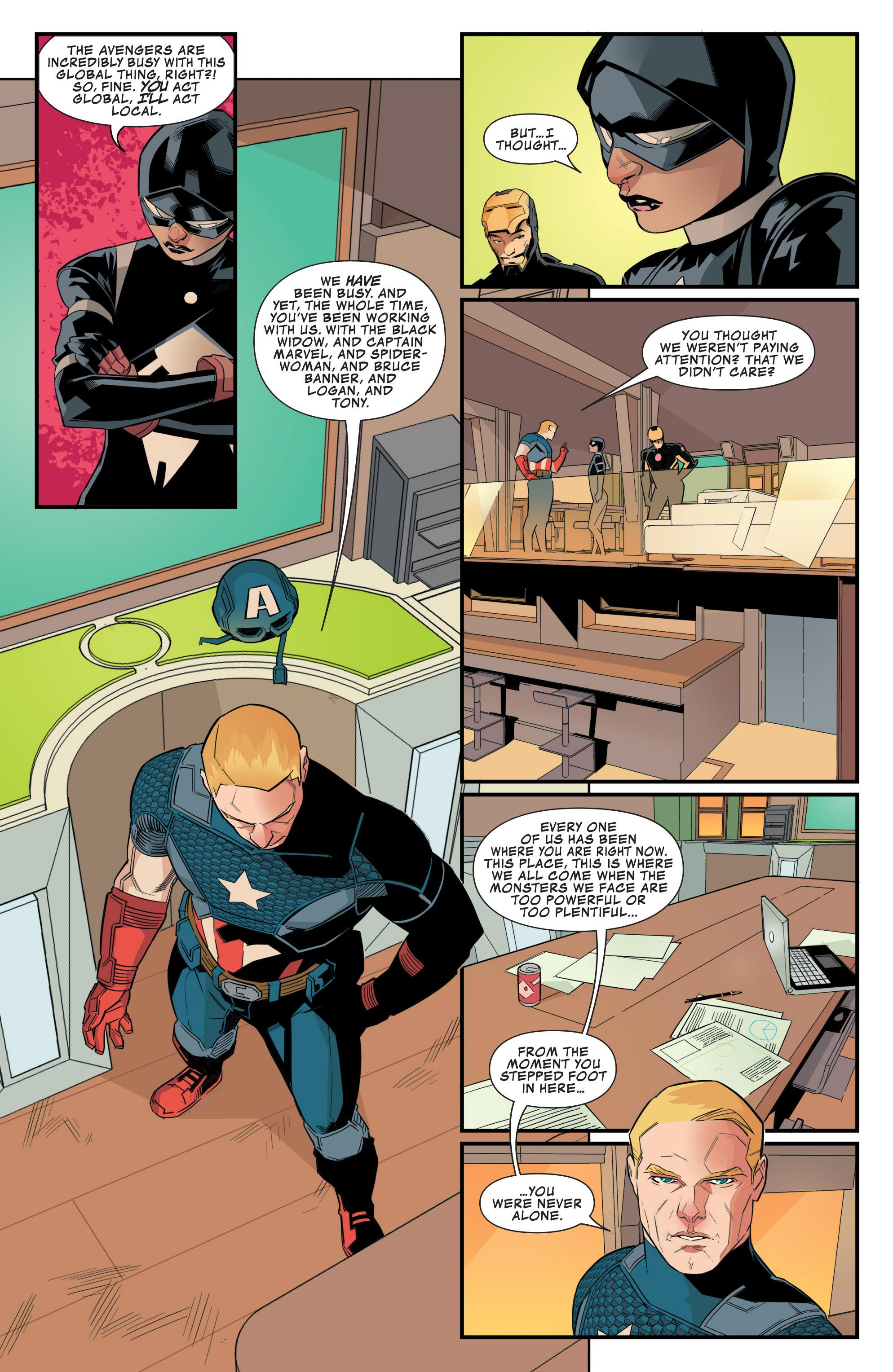Read online Avengers Assemble (2012) comic -  Issue #24 - 19
